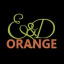 E & D orange, цветочный магазин