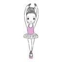 Lil Ballerine, детская школа балета