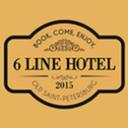 6 line hotel
