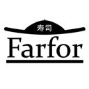 Farfor, служба доставки суши и пиццы