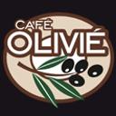 Оливье, кафе
