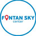 Fontan Sky center