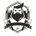 Лесоруб-Lumberjack, мужская парикмахерская