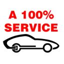 A 100 % SERVICE, автокомплекс