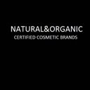 Natural & Organic, beauty products store