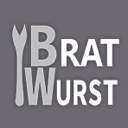 BratWurst, киоск фастфудной продукции