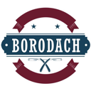 Borodach, мужской салон